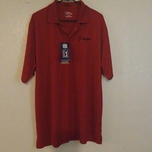 """PGA Tour Shirts - PGA Tour """"Sapient"""" Mens Xl"""